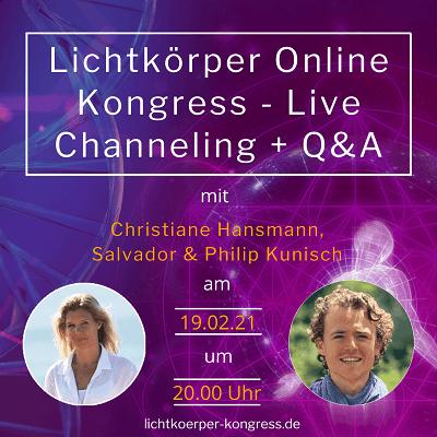 Christiane Hansmann Live